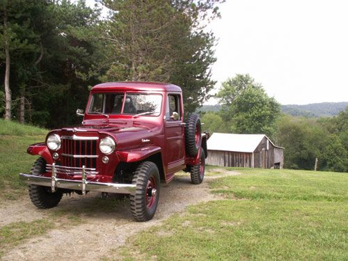 1961 Willys Truck - Photo submitted by Rod James.
