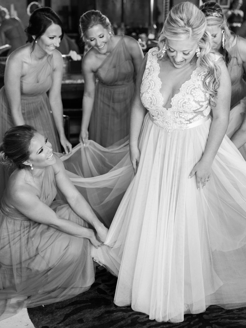 Cat in wedding dress  BHB Bride Jenna looked beautiful in her watterswtoo Gown Briscoe