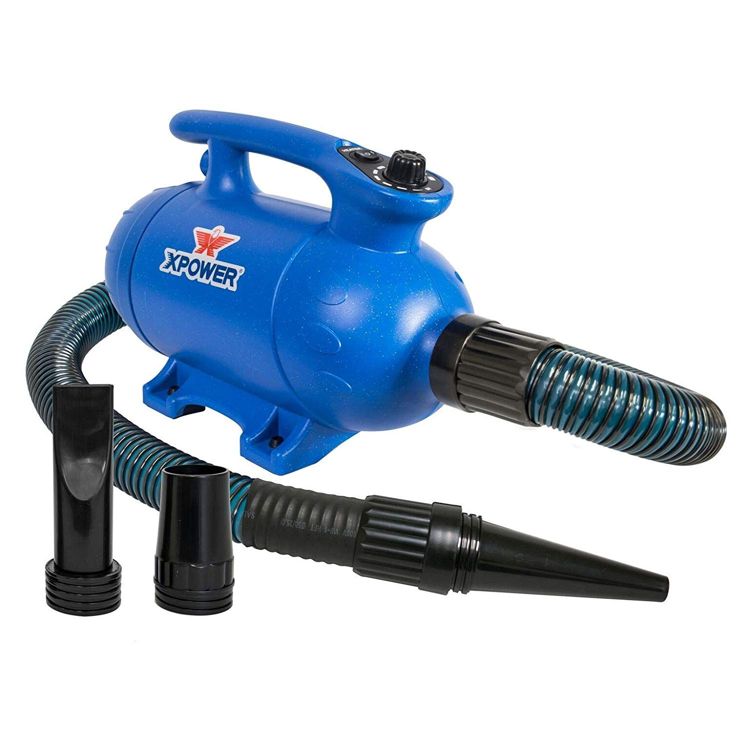 XPOWER B24 Thermal Ace 3 HP Dog Grooming Force Pet Dryer