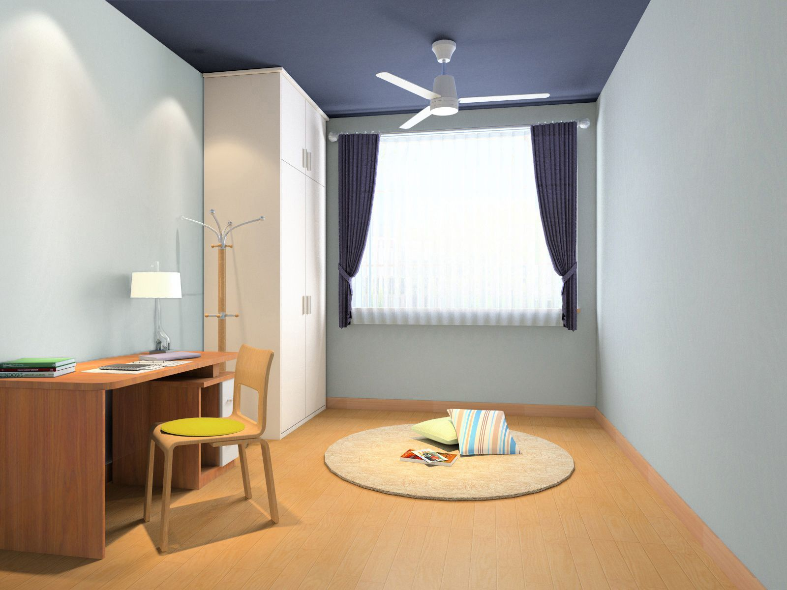 Fe6135 施工例 サンゲツ ホームページ 部屋壁紙 おしゃれ サンゲツ 部屋 壁紙