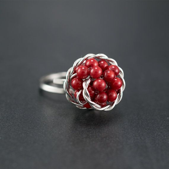 Hey, I found this really awesome Etsy listing at https://www.etsy.com/listing/115744378/unique-ring-twisted-silver-wire-ring