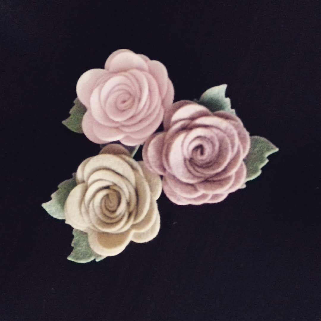 In Progress Momiliocom Momilio Handmade Recznierobione Specialistkaodspinek Spinkidowlosow Flowers Feltflowers Ha In 2020 Floral Floral Rings Flowers