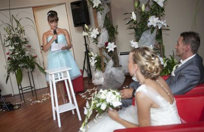 Ecrire son discours de mariage - Officiant de cérémonie ...