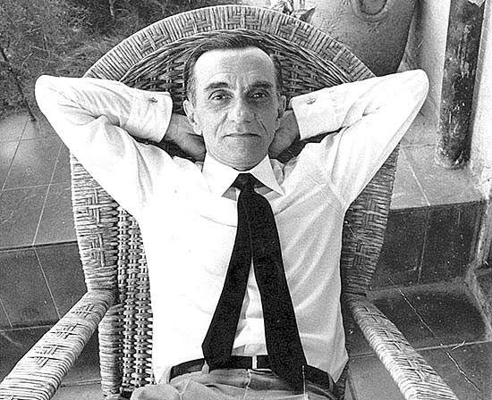 Joao Cabral De Melo Neto Grandes Escritores Brasileiros Poetas