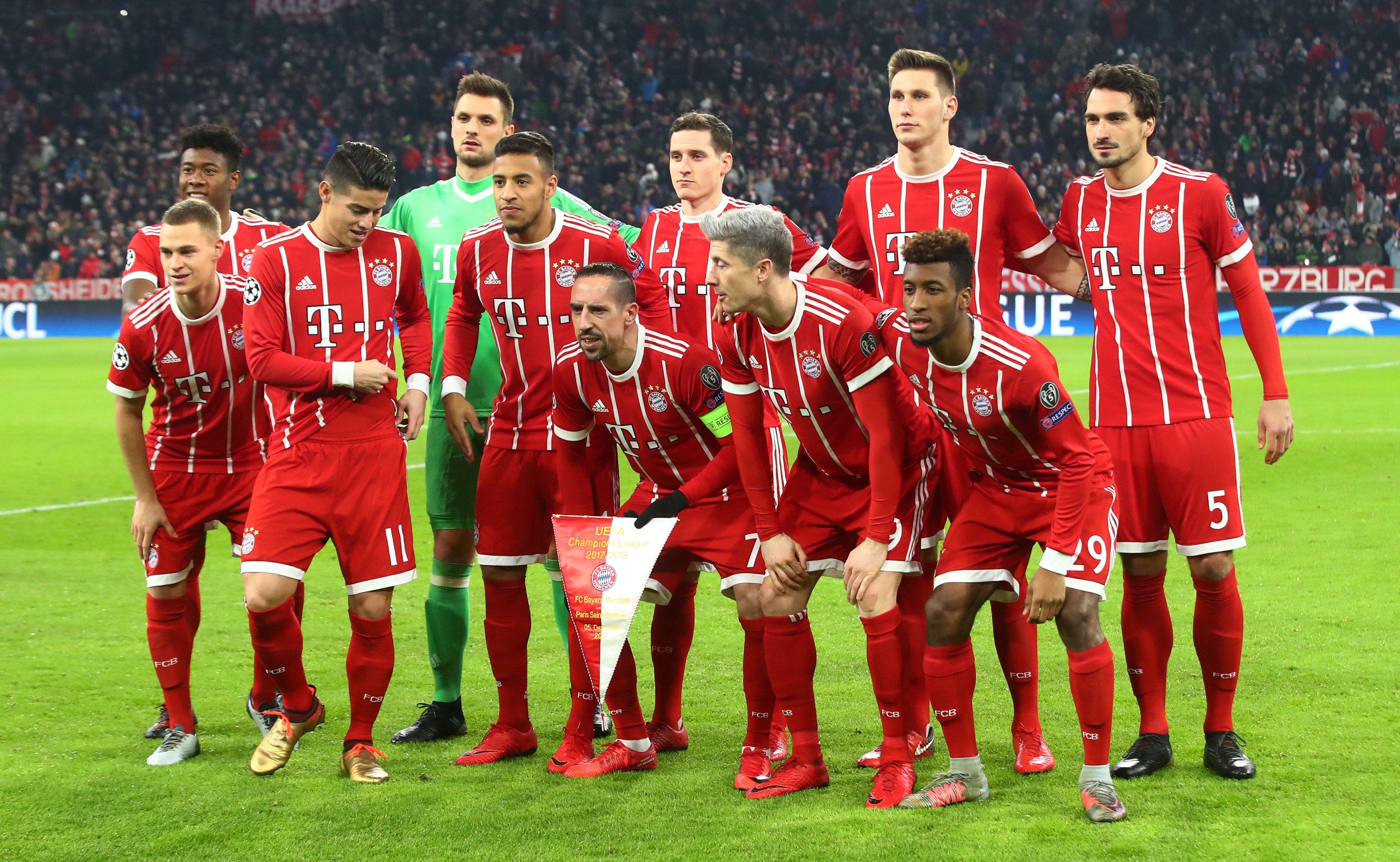 Pin Auf Bayern Munich Footbal Player