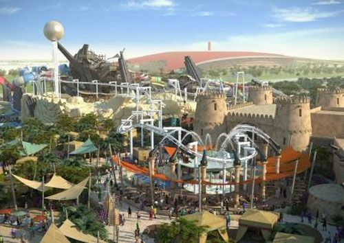 Water Park In The Middle Of The Desert Al Khobar Saudi Arabia Don T Quote Me I Think This Is The Place Travel Fun Vietnam Travel Ancient Greek Architecture