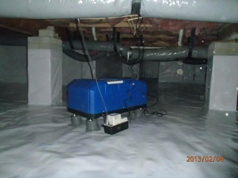 Fantastic Sani Dry Cx Ilrations New And Crawl E Repair Sanidry