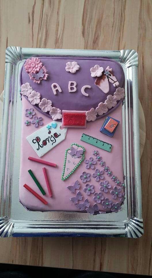 Einschulungstorte Kuchen Einschulung Torte Einschulung Einschulungstorte