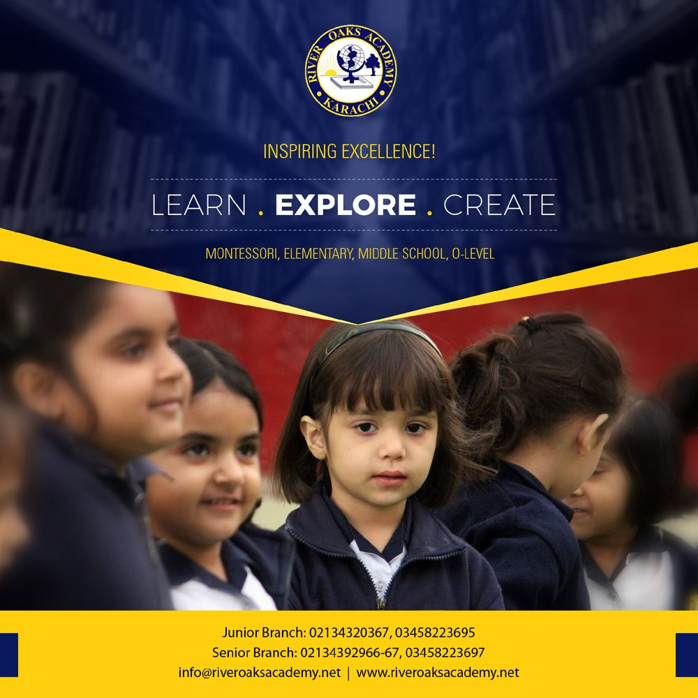 River Oaks Academy Will Provide The Best Positive Caring And Educational Environment Where Your Child Will Acqui International Education Learning Education