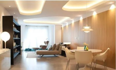 False ceiling designs with led indirect lighting ideas if you need false ceiling designs with led indirect lighting ideas if you need more light in a room or simply an attractive accent in living room interior aloadofball Gallery