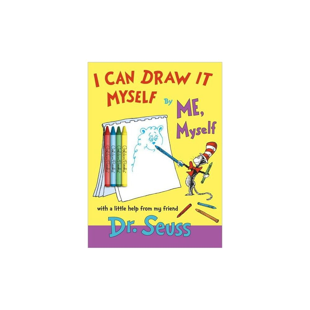 I Can Draw It Myself, By Me, Myself (Paperback) (Dr. Seuss)