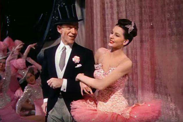 Image result for cyd charisse in ziegfeld follies