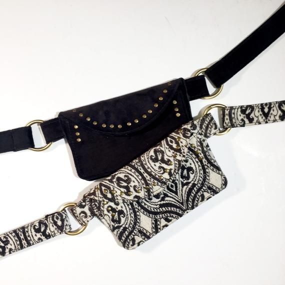 Bolso de cinturón de tela Robertson