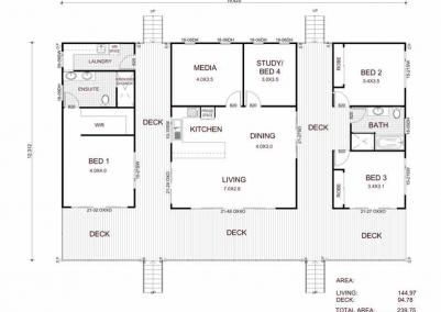 Pin By Jessica O Rear On My Next Home Home Design Floor Plans Australian House Plans Dog Trot House Plans