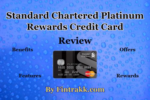 Standard Chartered Platinum Rewards Credit Card Review 2020