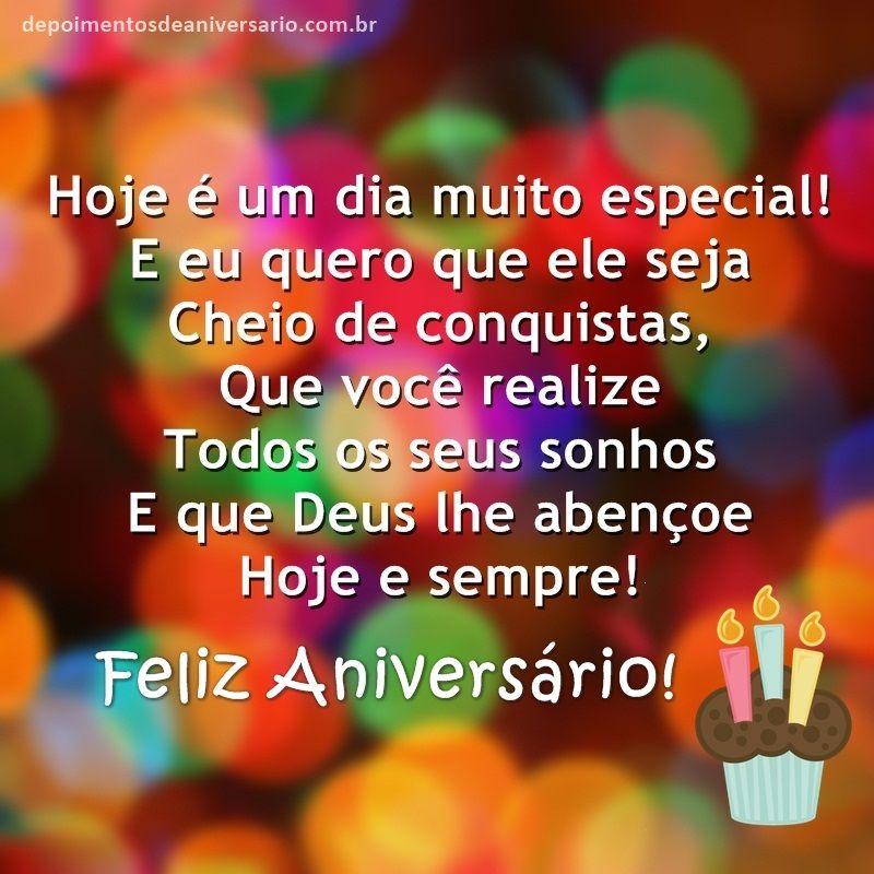 Depoimento De Aniversario Para Pessoa Querida Jpg 800 800 Feliz Aniversario Feliz Aniversario Especial Parabens Feliz Aniversario Parabéns pra você nesta data querida muitas felicidades muitos anos de vida. feliz aniversario