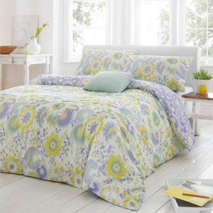 Debenhams Lilac 'Olivia' bed linen- at Debenhams Mobile