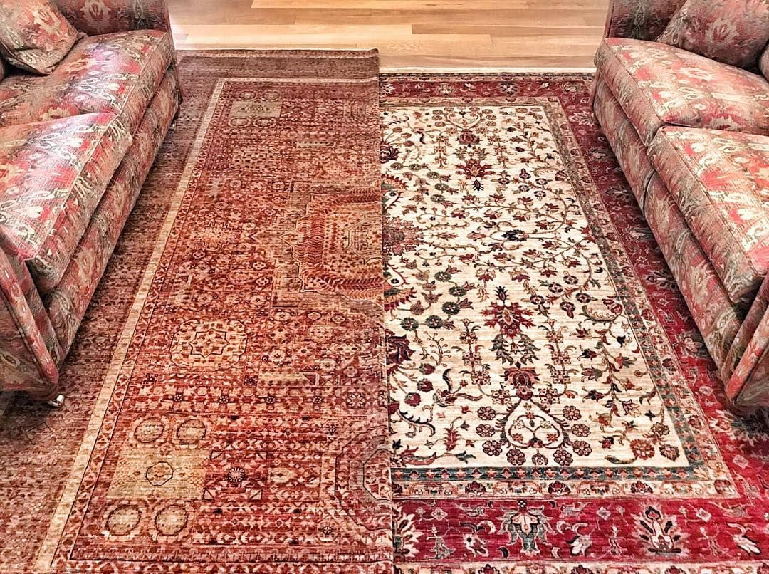 Left or right? #BeInspired #handcrafted & #oneofakind #carpets #rugs #westsussex #sussex #luxury #homedecor #homedesign #ethicallysourced #london #interiors #shoplocal #shopsmall #petworth #petworthuk #handcrafted #handknotted #luxuryhomes #luxuryliving #luxurylifestyle #affordableluxury #luxuryhomes #decor #homedesign #homestyling #countrystyle #countryinteriors #countrylife #countryinteriors #orientalrugs #orientalcarpets #countryhomes #englishcountryside