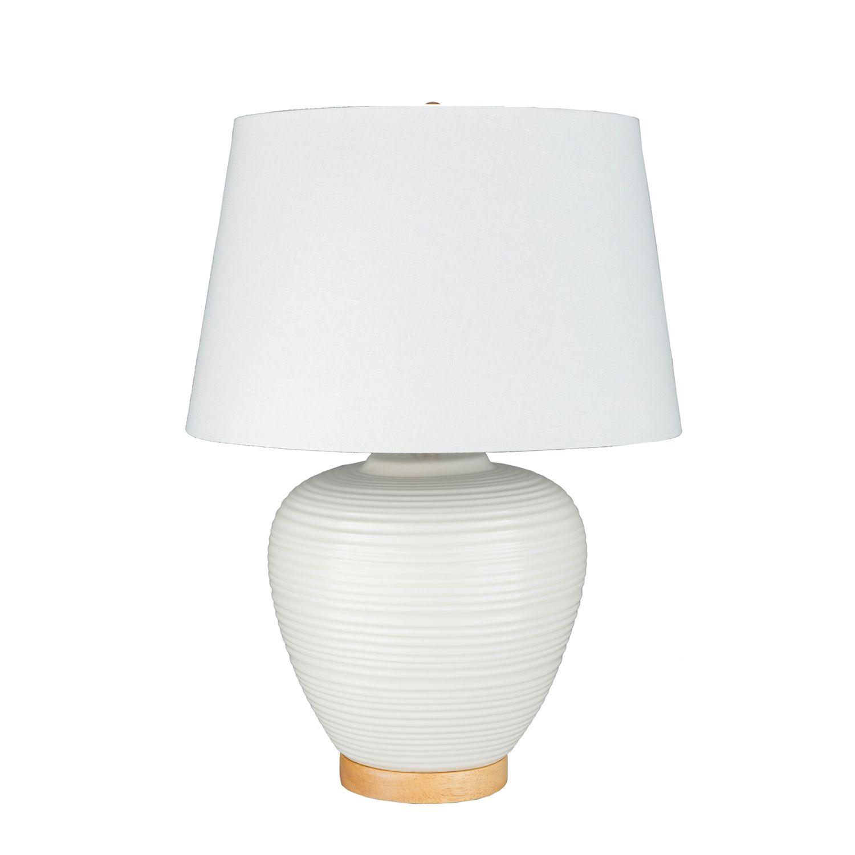 Ballinger White Ceramic Lamp Shop Table Lamps And Lighting Dear Keaton White Ceramic Lamps Ceramic Lamp Lamp