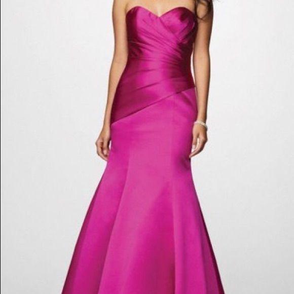 Coming Soon! David'S Bridal Rose Blush Dress