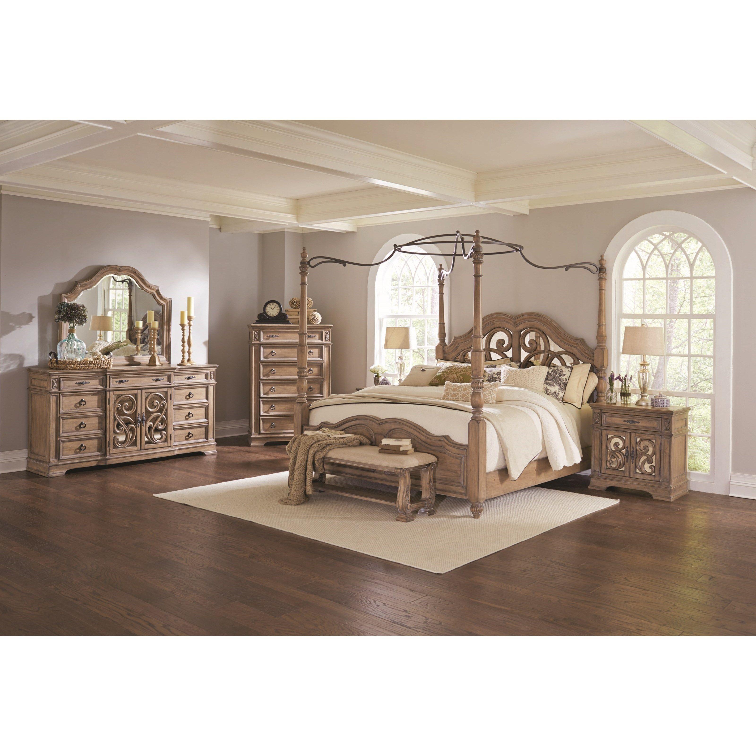 Coaster Ilana King Bedroom Group Value City Furniture Bedroom