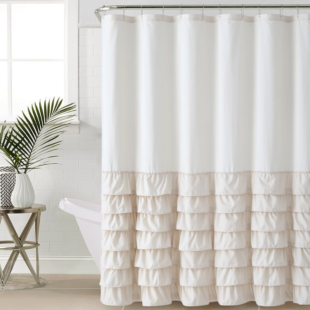 Olive Green Shower Curtain Liner