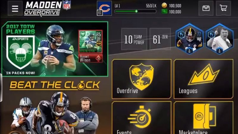 How To Get Money In Madden Overdrive