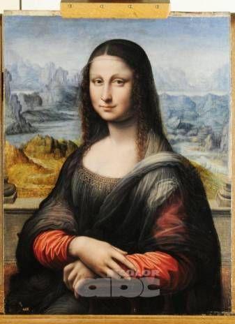Museo Del Prado Halló Una Réplica De Mona Lisa Abc Color Mona Lisa Famous Portraits Art History