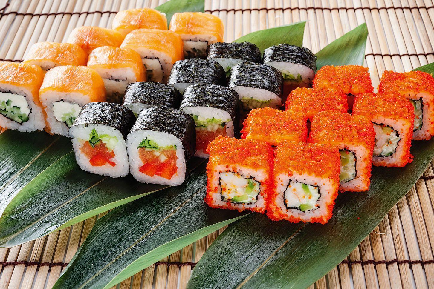 камень все рецепты суши в картинках как проще всего