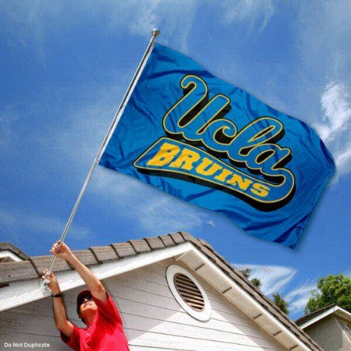 UCLA California Bruins University Large College Flag By Flags And Banners Co