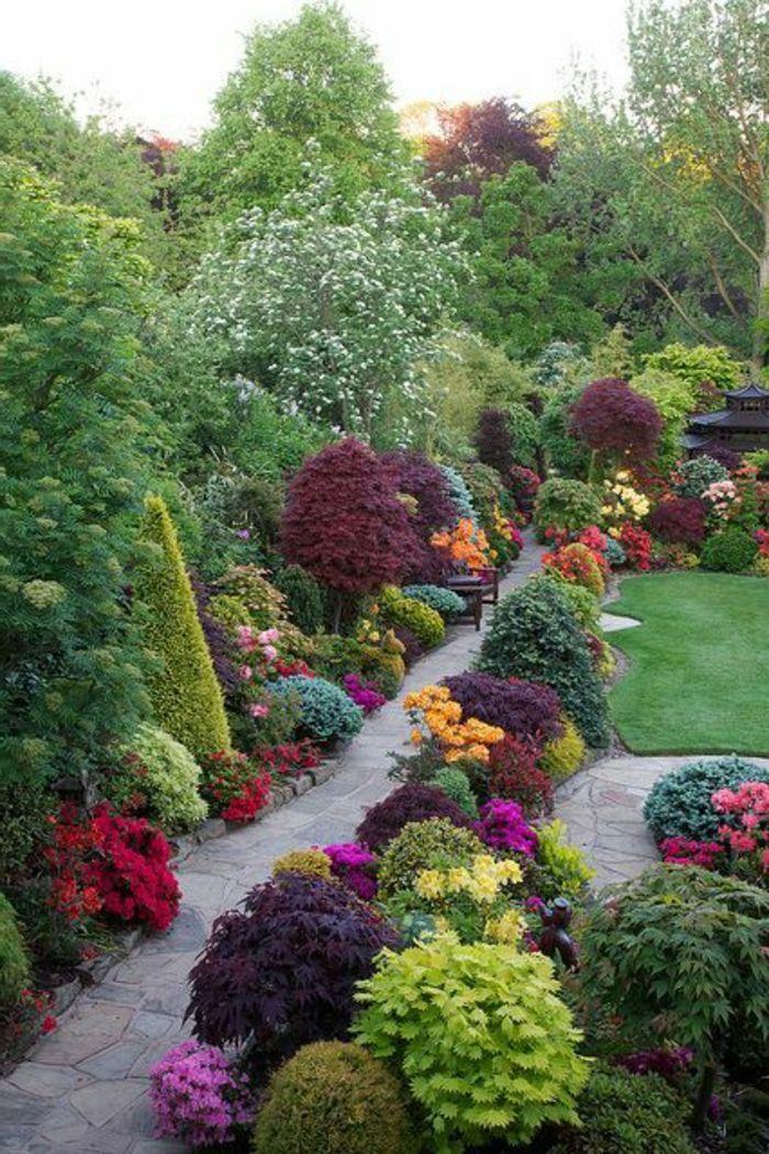 Nos propositions en vid os pour faire une all e de jardin architecture and gardens - Faire une allee de jardin ...