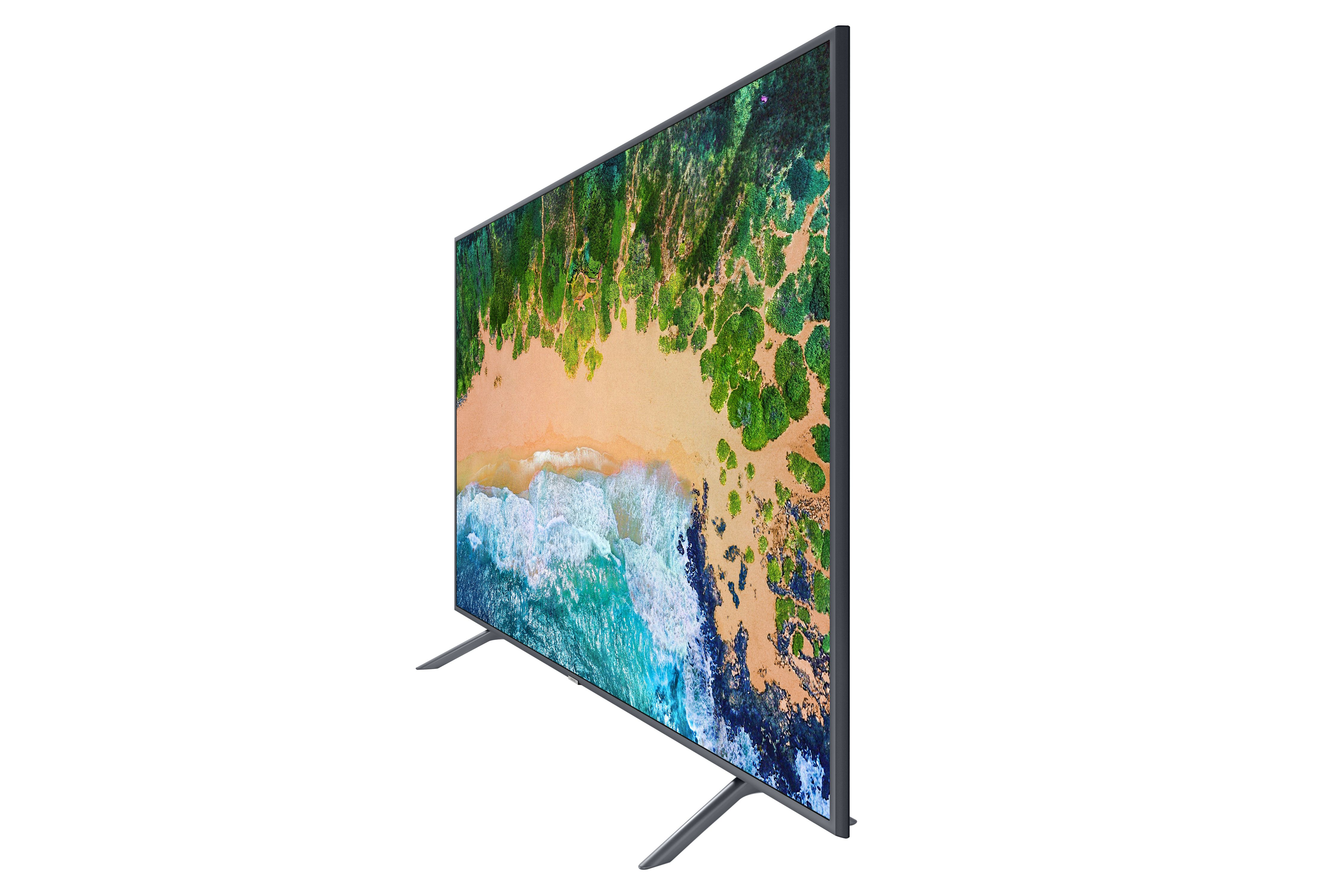 """2160P Ultra HD Smart LED TV UN55NU7200 SAMSUNG 55/"""" 4K"""