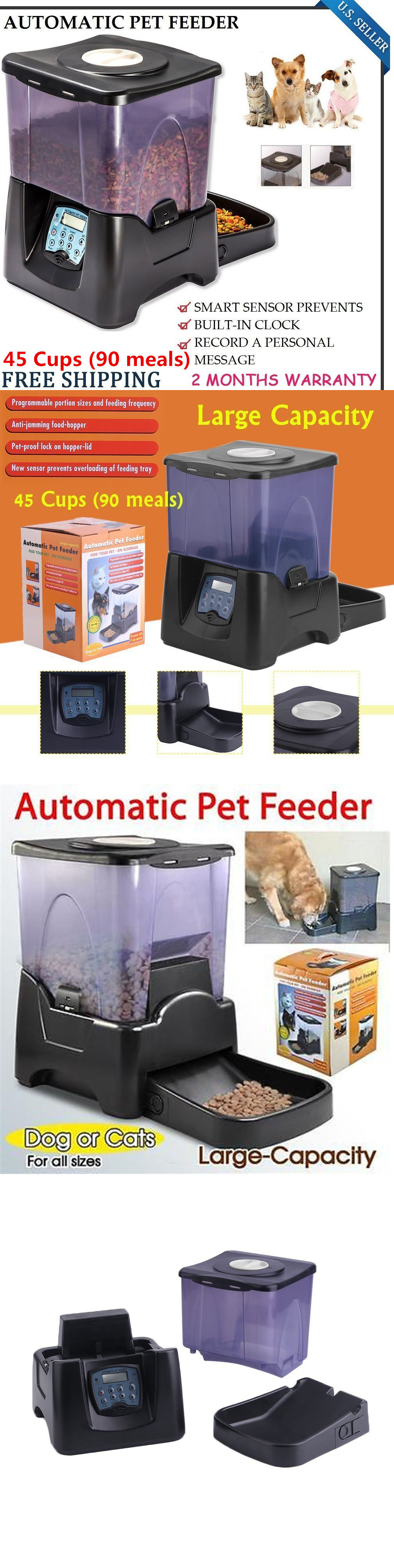 faced programmable master pet with an feeder automatic historian the kenl