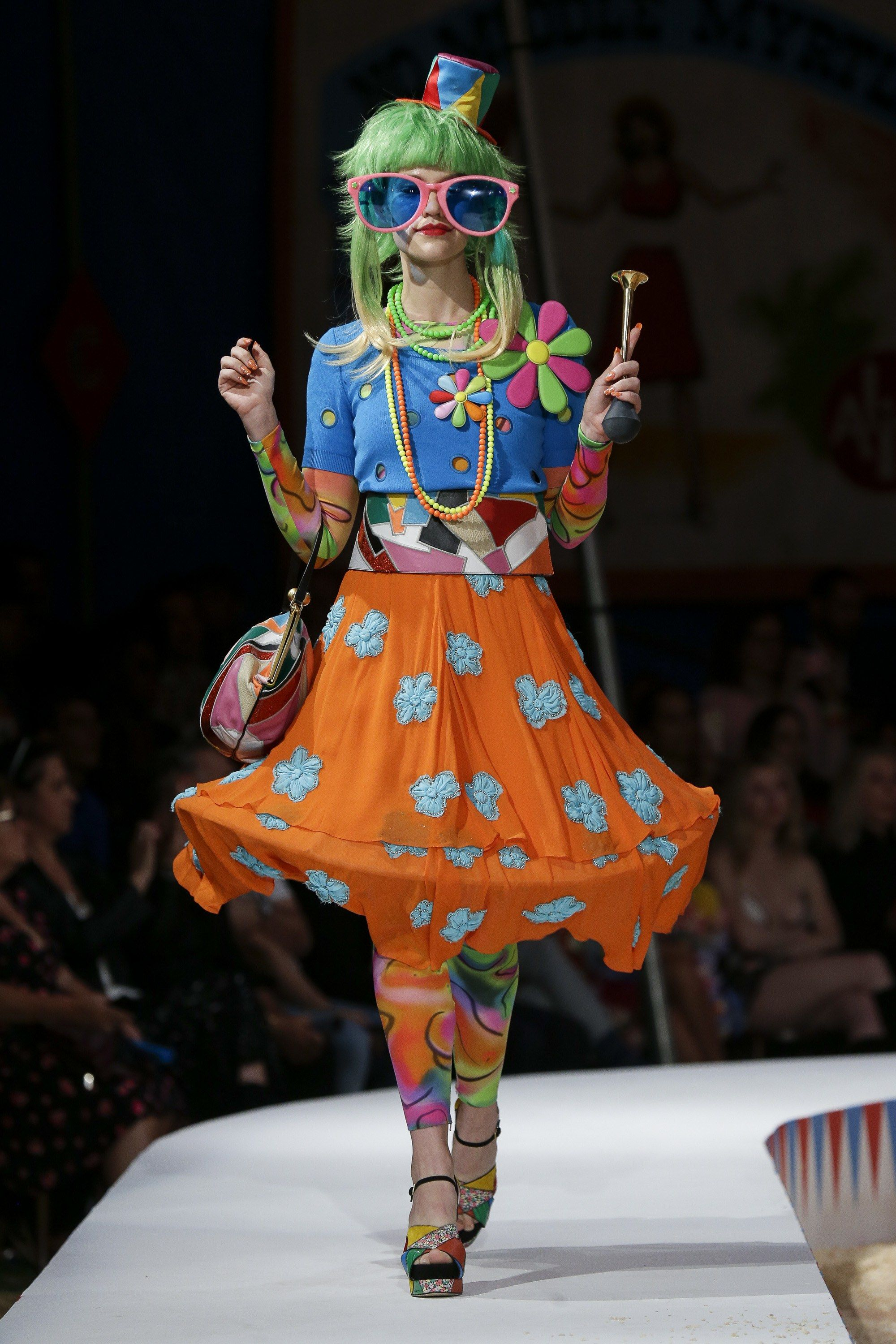 Why Are Runway Clothes So Weird: Moschino Resort 2019 Fashion Show