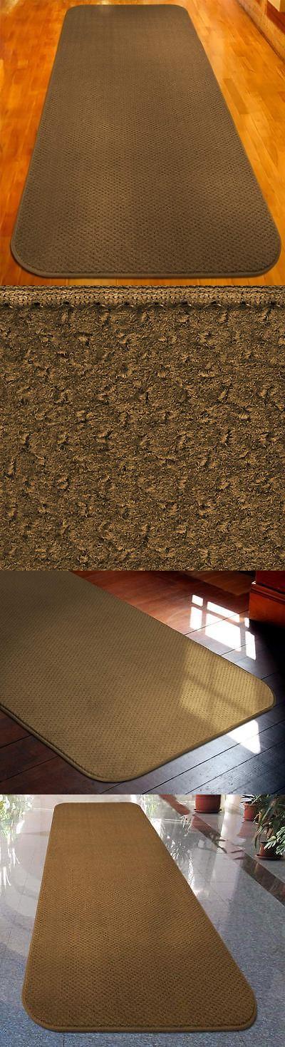 Runners 20574 12 Ft X 36 In Skid Resistant Carpet Runner Bronze Gold Hall Area Rug Floor Mat Buy It Now Only 135 On Carpet Runner Floor Rugs Coffee Table