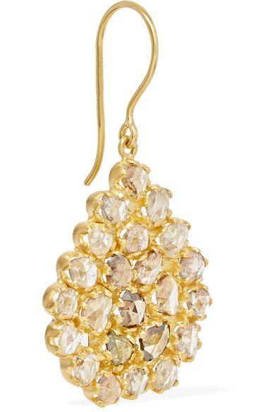 18-karat Gold Earrings - one size Pippa Small bnJsvbF