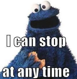 C Is For Cookie The Ultimate Aerial Diet Monster Cookies Feels Meme Cookie Monster Quotes