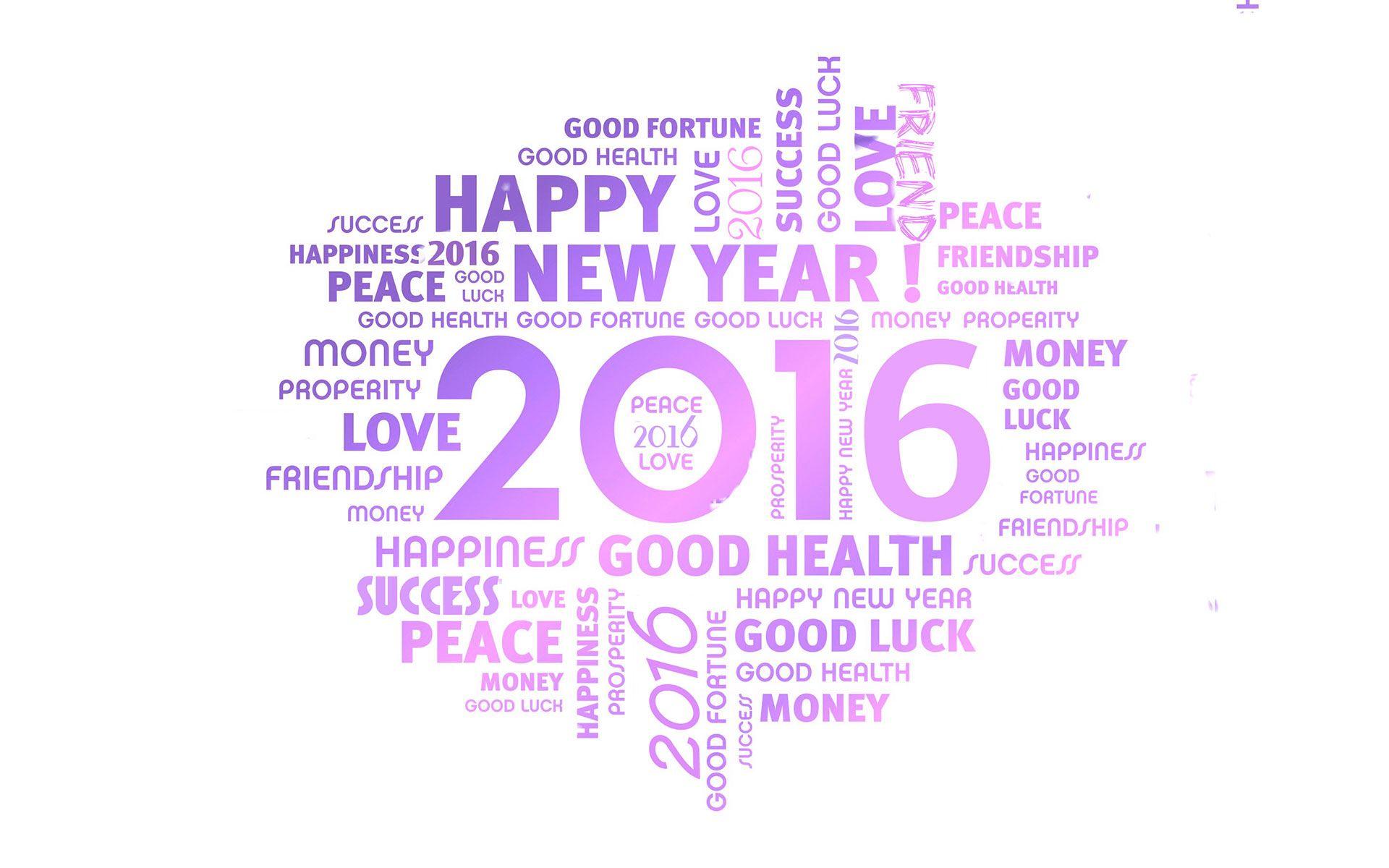 Happy New Year Hd Desktop Wallpaper High Definition Wallpapers