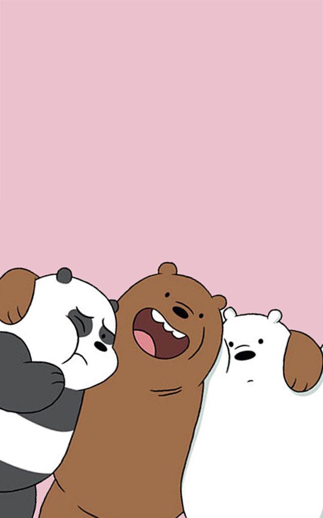 Panda Panpan Polar Bear Ice Bear Grizzly Bear Grizz We