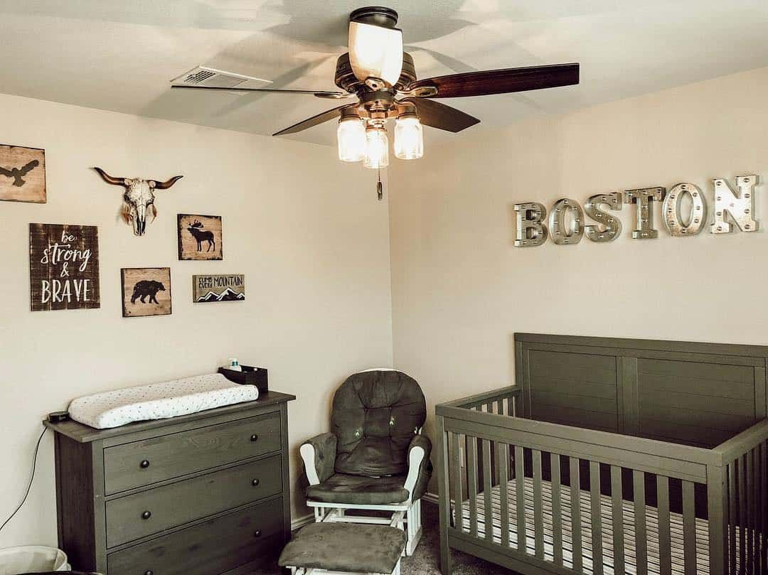 These Instagrammers Will Show You How To Nail The Perfect Adventure Themed Nursery Nursery Themes Nursery Nursery Decor
