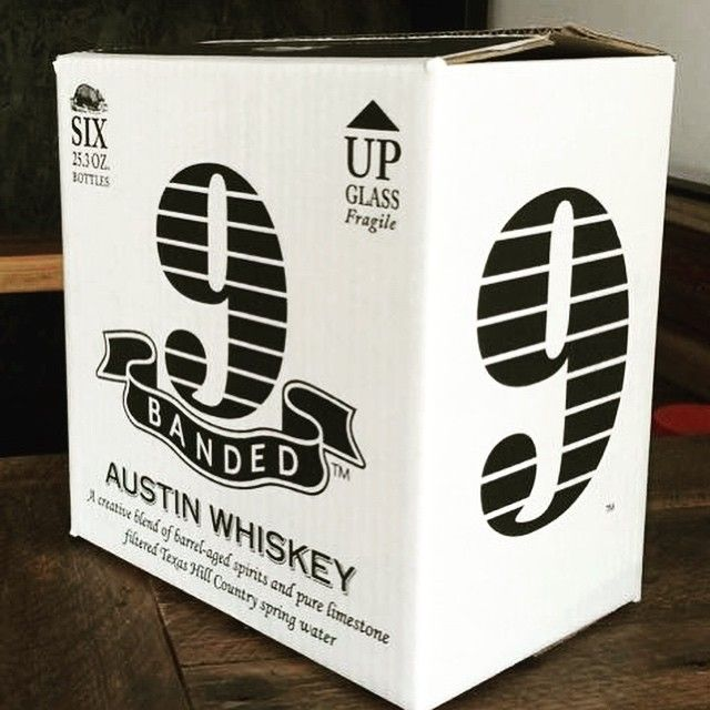 9 Banded Whiskey is a creative blend that celebrates the creative ...