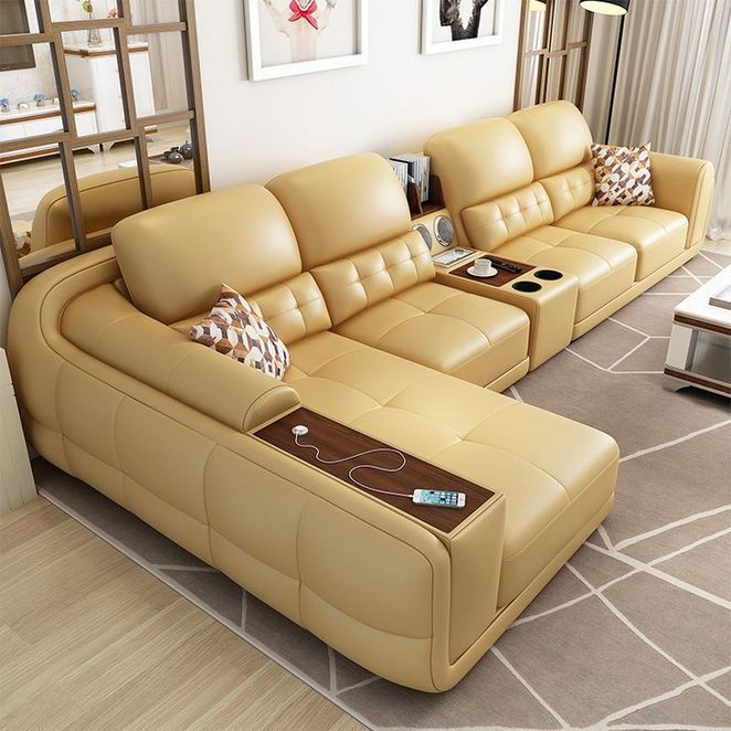 32+ The Modern Sectional Fabric Sofa San Antonio L Shape ...