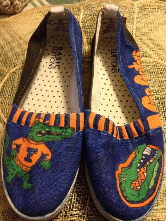 University of Florida Gators Shoes size 5 | GO Gators ...