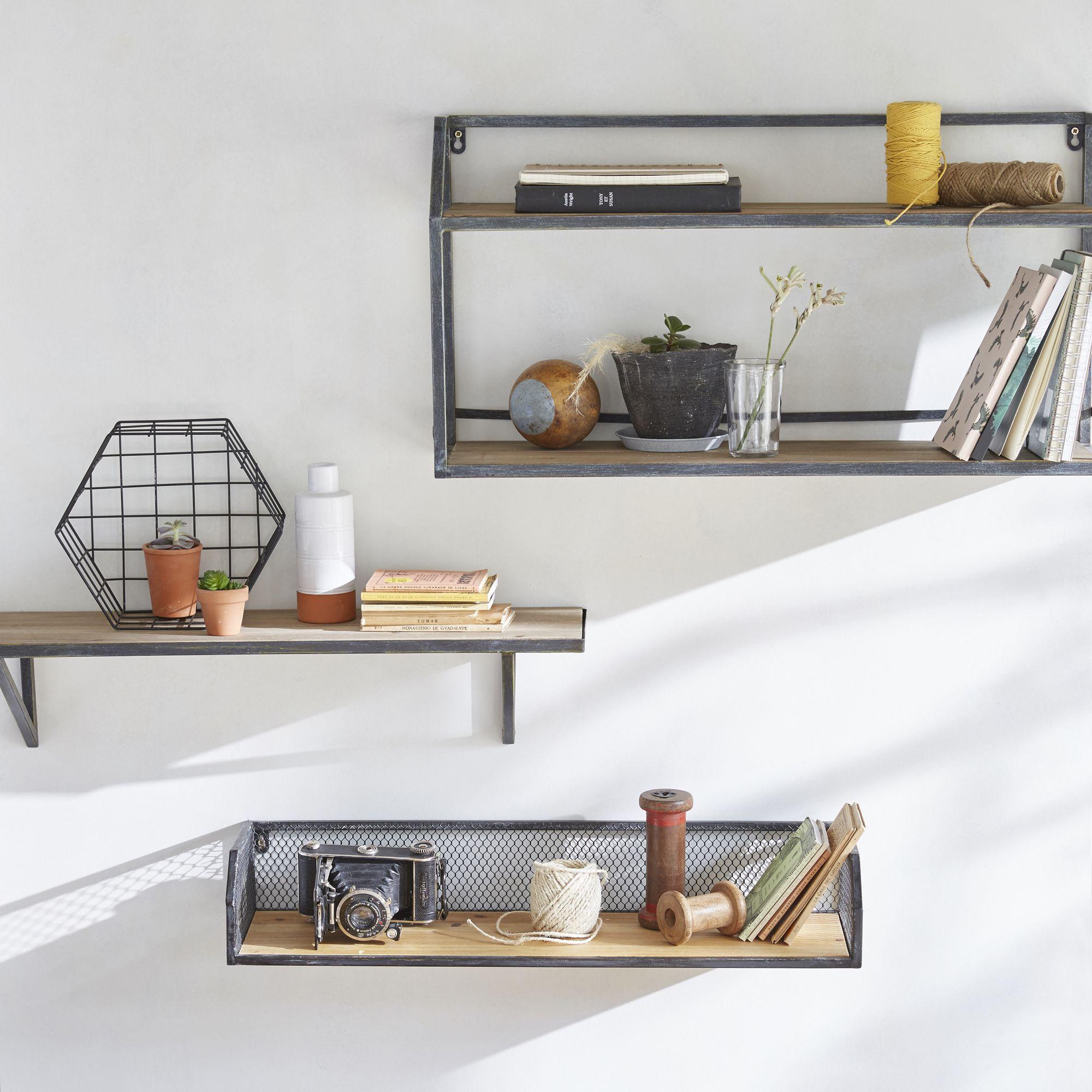 Style industriel  Inspiration - Décoration - Déco - Maison - Alinéa