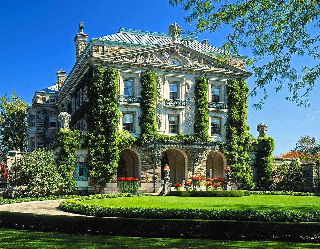 Kykuit – John D. Rockefeller Estate New York City landmarks