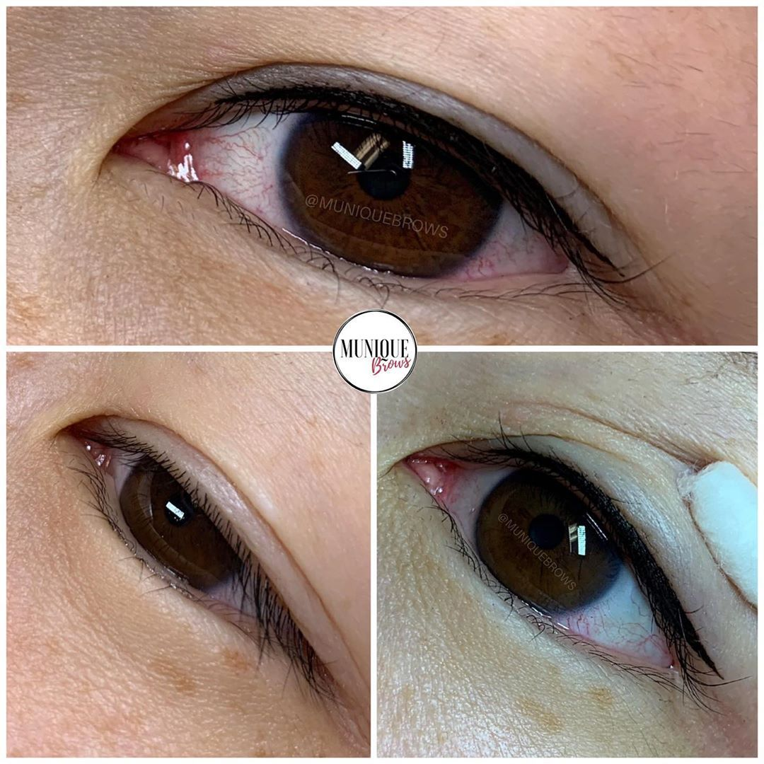 Does Eyeliner Tattoo Hurt Most Clients Rated The