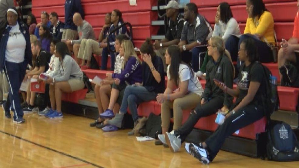 Darton state hosts juco basketball jamboree sports