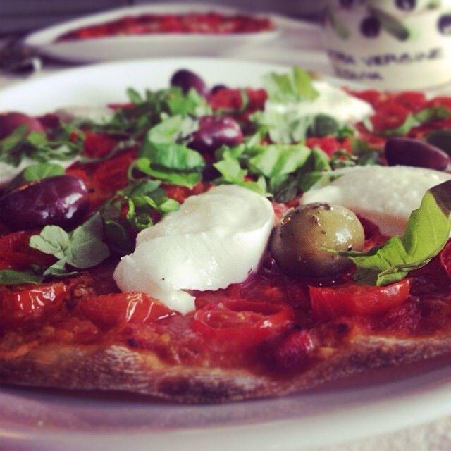 Pizza Mozzarella di Bufala