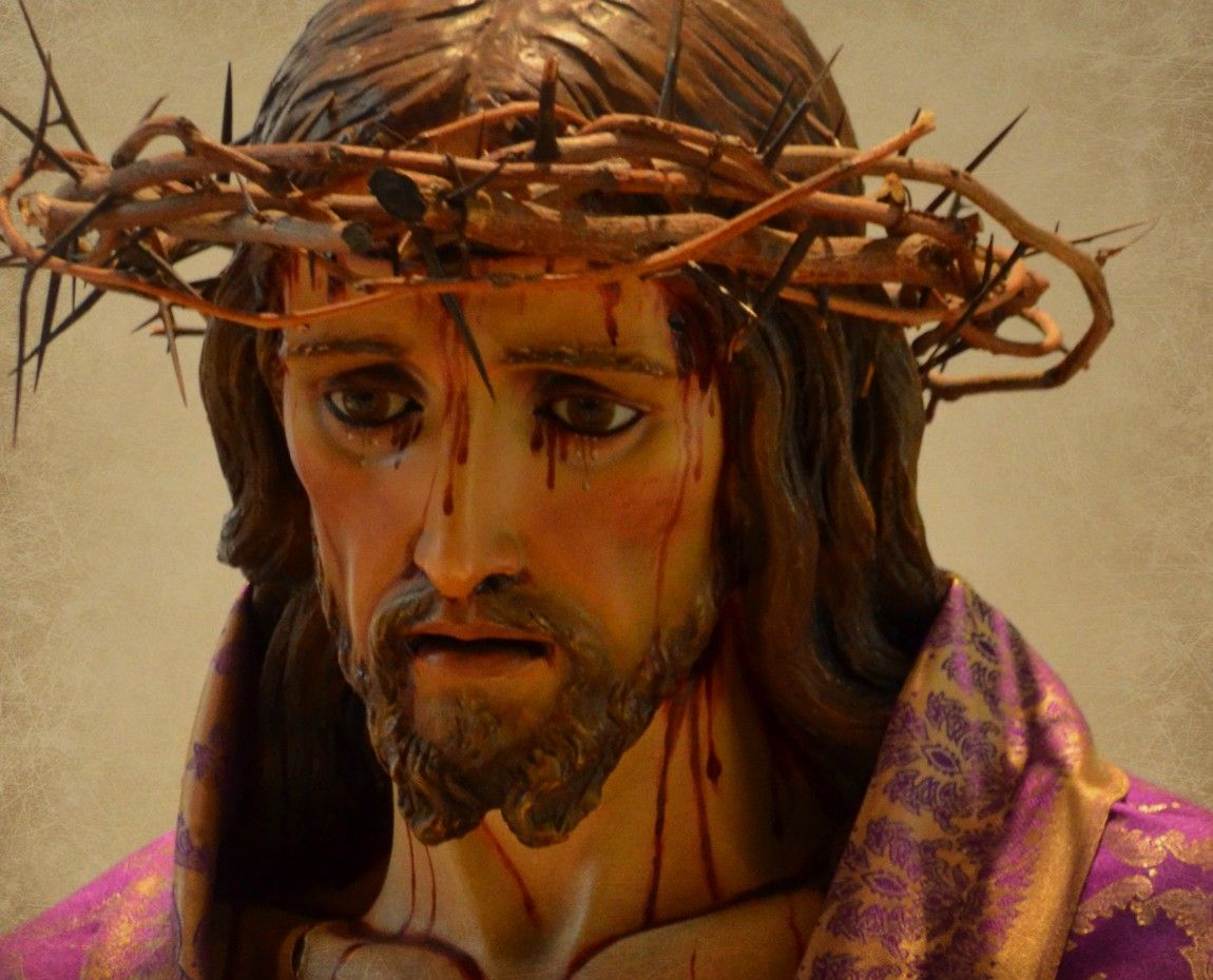 Pin by Catholic on Our Lord Jesus Christ | Crown of thorns ...