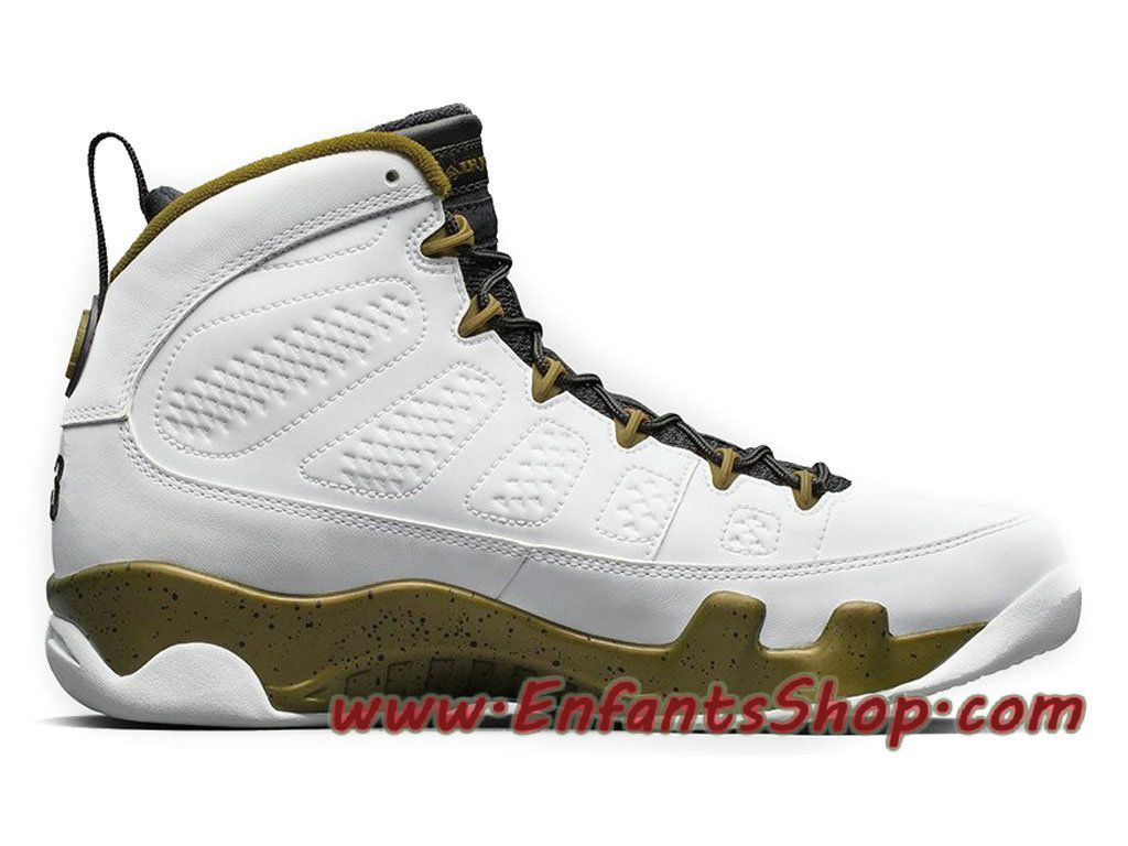 air jordan blanc et or
